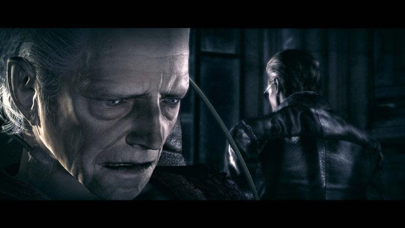 Wesker confronta Spencer em Resident Evil 5