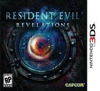 Capa Resident Evil Revelations