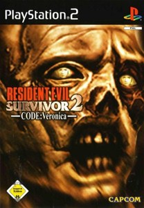 Capa Resident Evil Survivor 2