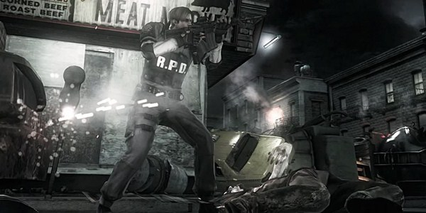 Gameplay de Resident Evil: Operation Raccoon City mostra a caçada a Leon