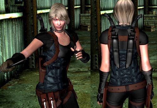 Mods Resident Evil 4 PC
