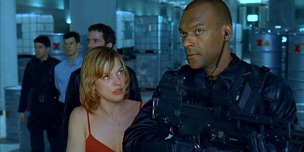 Colin Salmon estará em Resident Evil: Retribution
