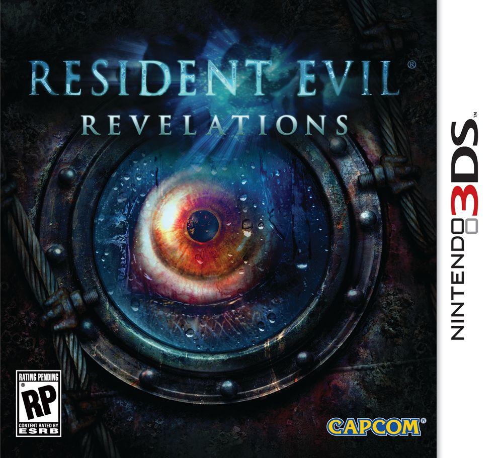 Resident Evil: Revelations chega em 7 de fevereiro; confira capa