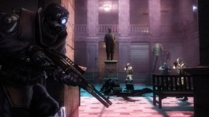 Novas imagens e artworks de Resident Evil: Operation Raccoon City