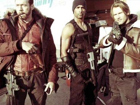 Barry aparece em nova imagem de Resident Evil: Retribution