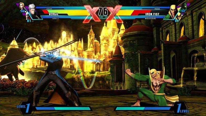 Análise Ultimate Marvel Vs. Capcom 3