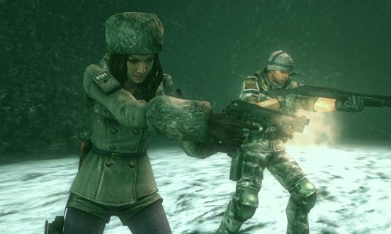 Novas imagens e site oficial de Resident Evil: Revelations