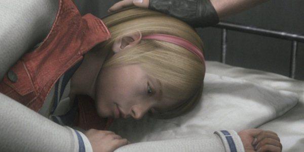Sherry pode estar em Resident Evil 6