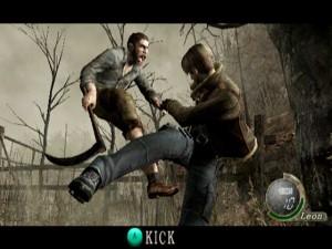 E se Resident Evil usasse o Kinect?
