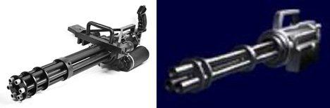 As armas reais de Resident Evil 2