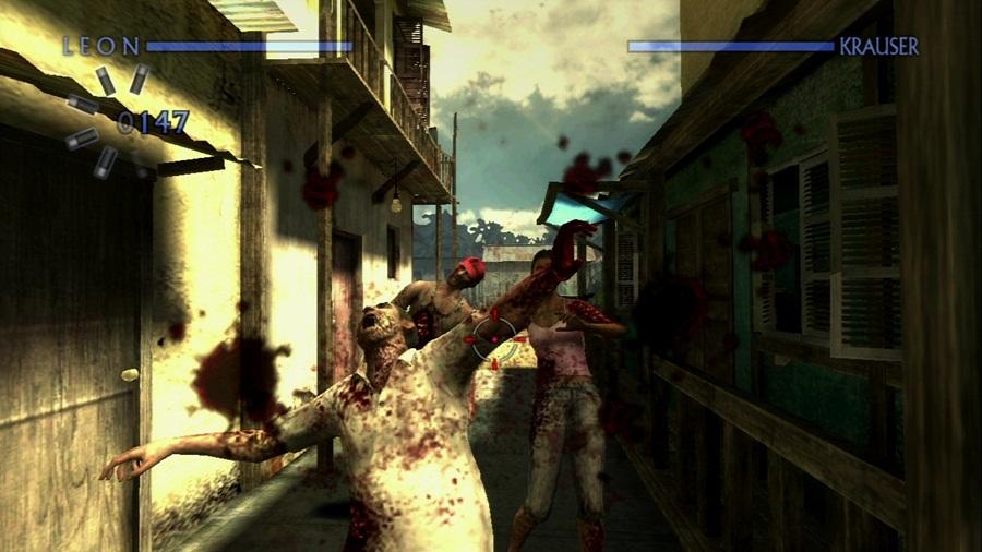 Resident Evil Chronicles HD Collection chega em junho à PSN