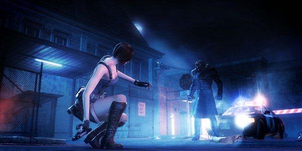 Nova imagem de Resident Evil: Operation Raccoon City mostra Jill e Nemesis