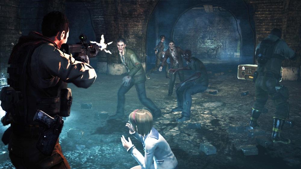 Trailer, imagens e mais informações sobre as novas missões de Resident Evil: Operation Raccoon City