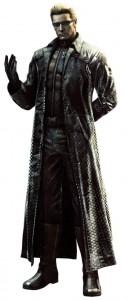 Perfil Albert Wesker