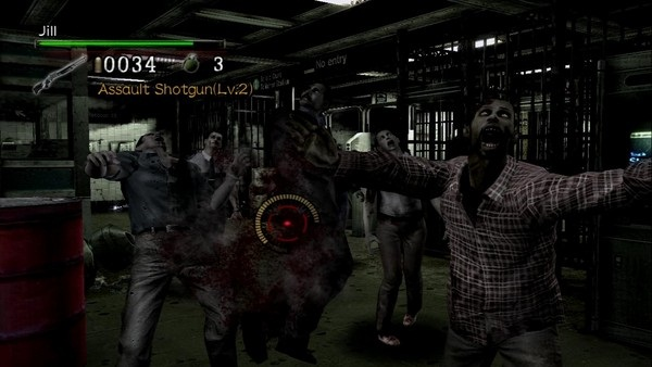 Novas imagens de Resident Evil Chronicles HD Collection
