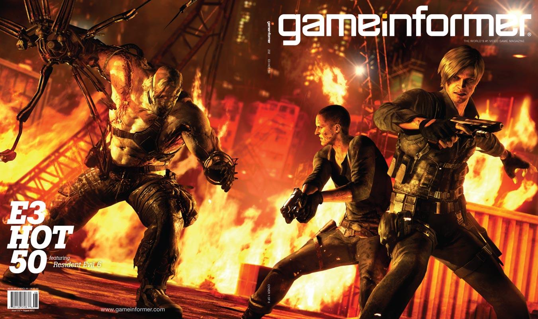 [Oficial] Resident Evil 6 [Ps3/Xbox360/PC] v3.0 - Página 5 Cov_232_v1_l1
