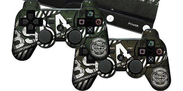 Empresa vai lançar decalques de Resident Evil 6 para o PS3