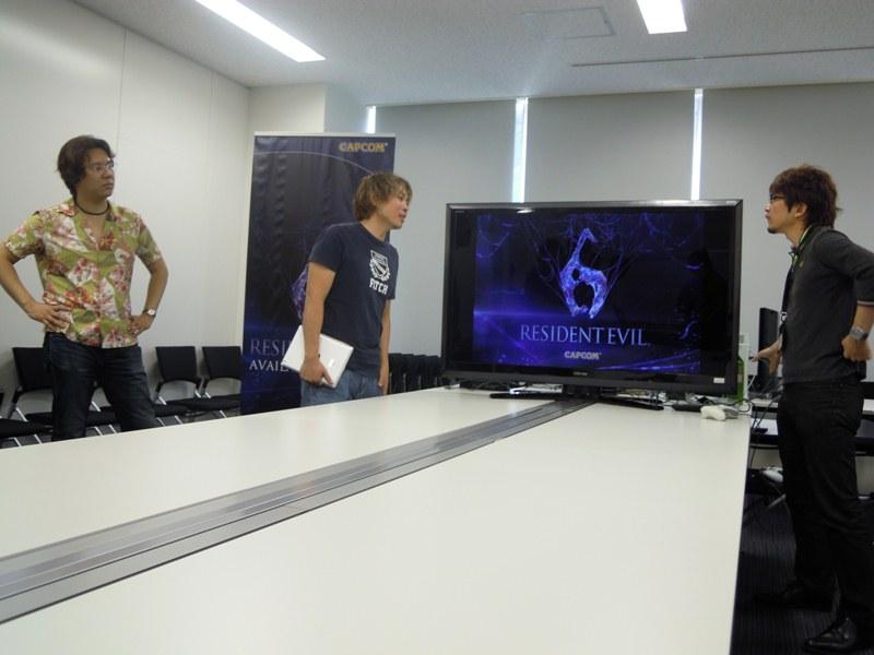 600 pessoas e um ideal: Resident Evil 6