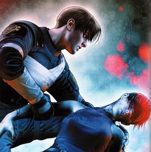 Resident Evil 2 e o primeiro nó na cronologia
