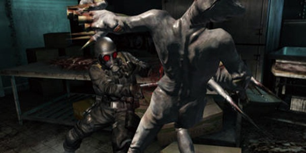 Assista a um longo gameplay de Resident Evil: Revelations Unveiled Edition