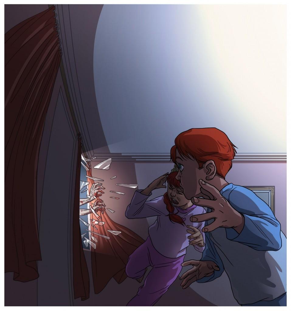 """Conto: """"A Princesa e o Monstro"""""""