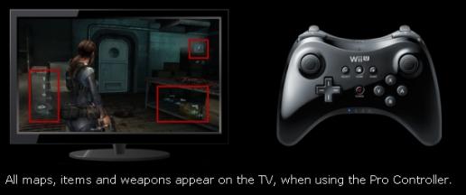 Conheça as três maneiras de jogar Resident Evil: Revelations no Wii U