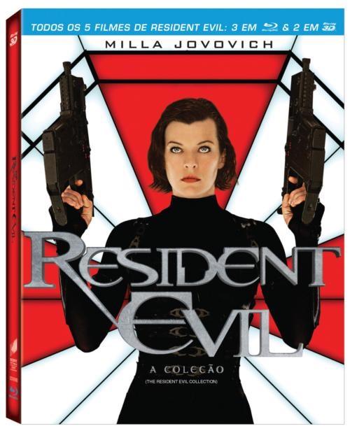Resident Evil 5: Retribuição – Sony revela preços e coletânea para o Brasil