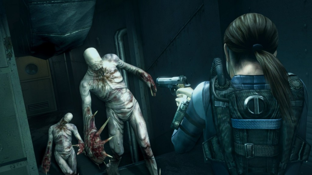 Trailer exibe as novas armas de Resident Evil: Revelations Unveiled Edition