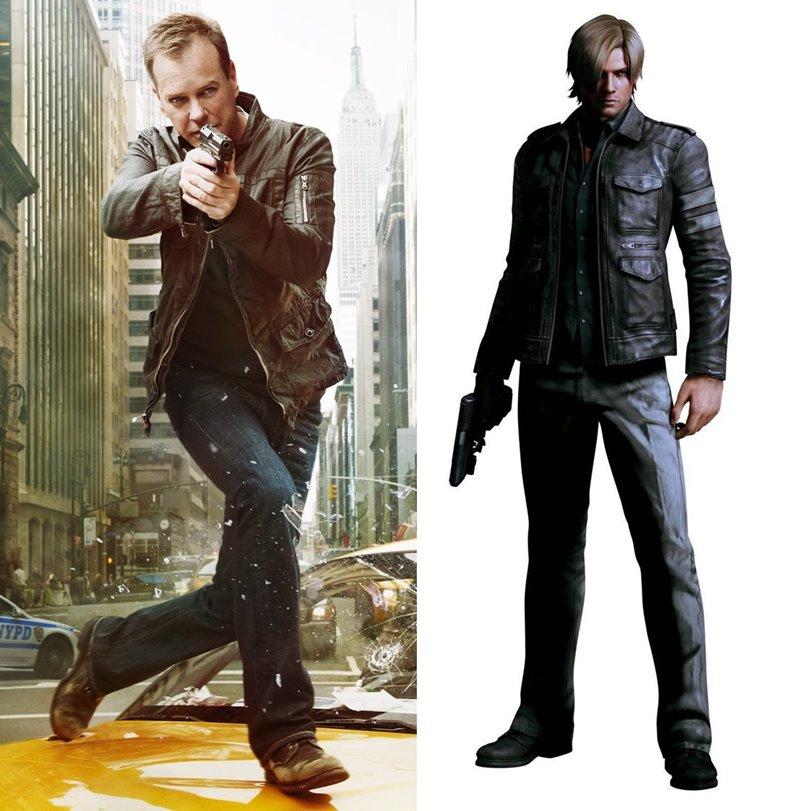 As influências de 24 Horas em Resident Evil 6