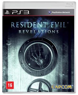 Cópias nacionais de Resident Evil: Revelations já estão no mercado