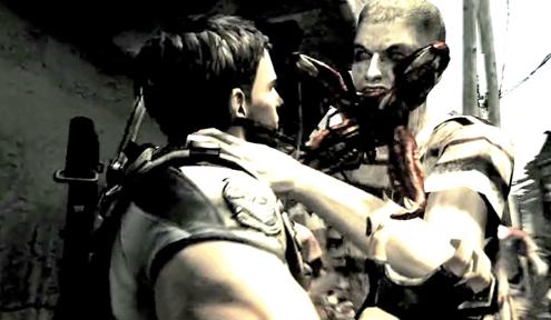 Resident Evil 5 e o racismo